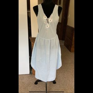 S Vintage Style Summer night Gown